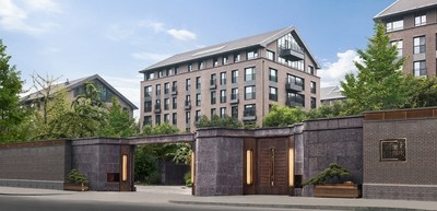 Property Management Service Standards of Chinese Luxury Residents Explored by Sinobo Wanliu House