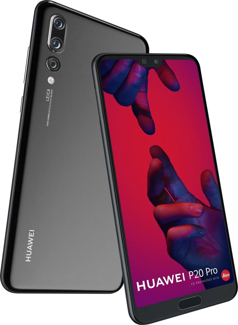 HUAWEI P20 Pro (CNW Group/Huawei Canada)