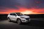 New 2019 Hyundai Tucson Debuts at New York International Auto Show - The redesigned 2019 Tucson enters the highly competitive compact CUV market with upgrades inside and out, including a new cascading grille, new center stack design, more advanced safety features and available Qi wireless charging.