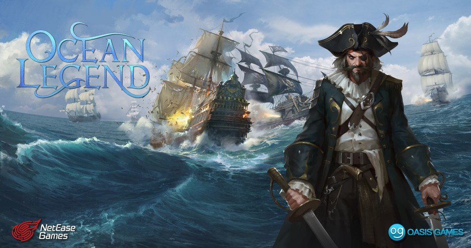 Real Sailing Adventure Mobile MMORPG Starts Pre-Registration Now!