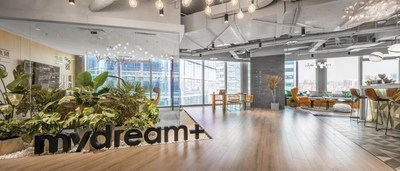 Leading Chinese Coworking Space MyDreamPlus Secures $50 million for Rapid Expansion