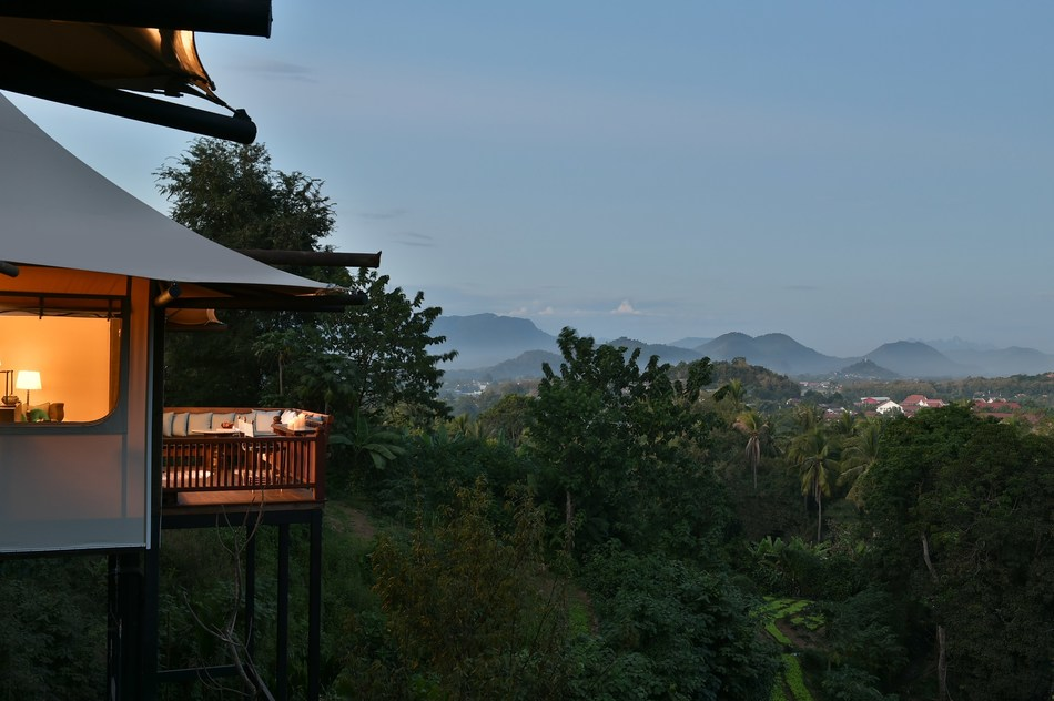 Tented Villa at Rosewood Luang Prabang