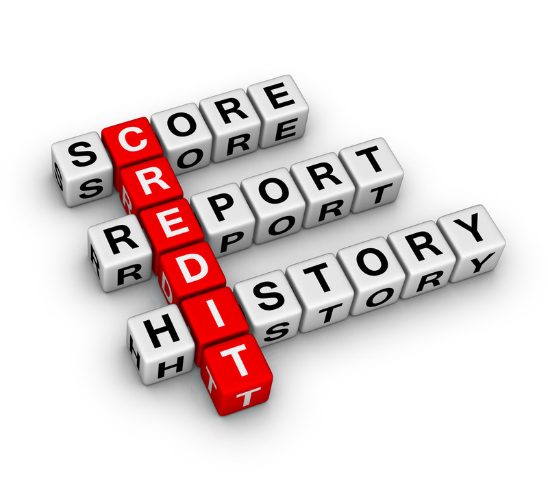Before banks extend credit to a new customer, they check the prospective borrower's credit history, among many other factors.