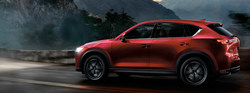 The 2018 Mazda CX-5, now available at Matt Castrucci Mazda, is compared against a well-known competitor in Dayton, Ohio.