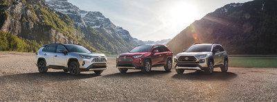 All the stops have been pulled for the world debut of the all-new 2019 Toyota RAV4. The vehicle that created the small sport utility vehicle (SUV) segment makes its fifth-generation debut at the New York International Auto Show.