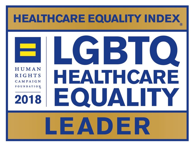 The 2018 Healthcare Equality Index rates 19 Northwell Hospitals as LGBTQ Leaders