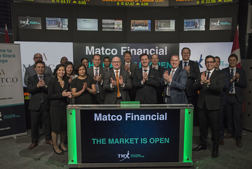 Matco Financial Opens the Market (CNW Group/TMX Group Limited)