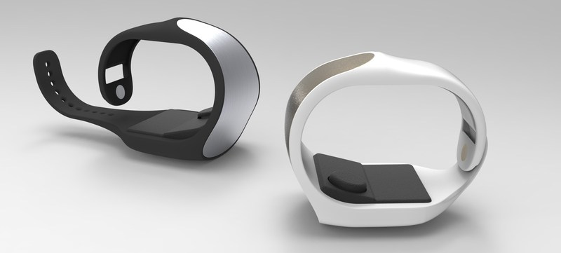 ViCardio, a wearable, non-invasive, beat to beat, blood pressure monitor.
