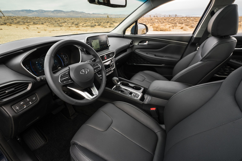 The All-New 2019 Santa Fe Makes its United States Debut at the  New York International Auto Show - Hyundai Motor America today unveiled the all-new 2019 Santa Fe SUV for the U.S. market at the New York International Auto Show. As the best-selling SUV in the brand's 32-year history in America—with sales of more than 1.5 million units—the Santa Fe represents Hyundai's strong SUV heritage and continues its success story. The new Santa Fe goes on sale in the U.S. in the summer of 2018.