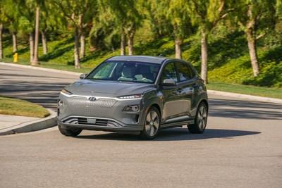 2019 Hyundai Kona Electric Recalibrates Eco CUV Formula with an Impressive 250 Miles of Estimated Range