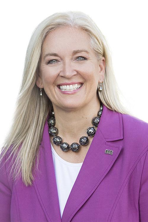 Geneviève Fortier, Senior Vice-President – Distribution, SSQ Insurance (CNW Group/SSQ Insurance)