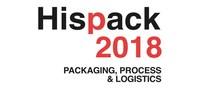 Hispack 2018 Logo (PRNewsfoto/Fira de Barcelona)