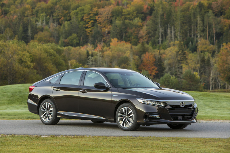 Kelley Blue Book Names Honda 'Best Overall Brand,' 'Best Value Brand' and 'Most Refined Brand' in 2018 Brand Image Awards