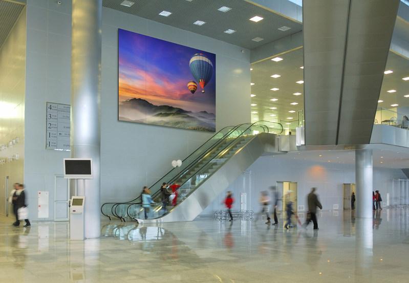 New LG Ultra-Narrow Bezel Video Wall Displays