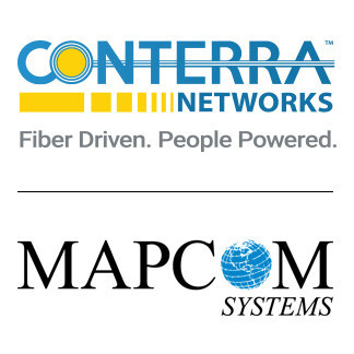 Conterra Networks selects Mapcom Systems' M4 Solutions for visual operations support system (OSS)