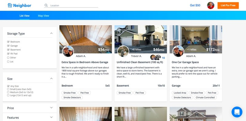 Learn more about Neighbor at storewithneighbor.com