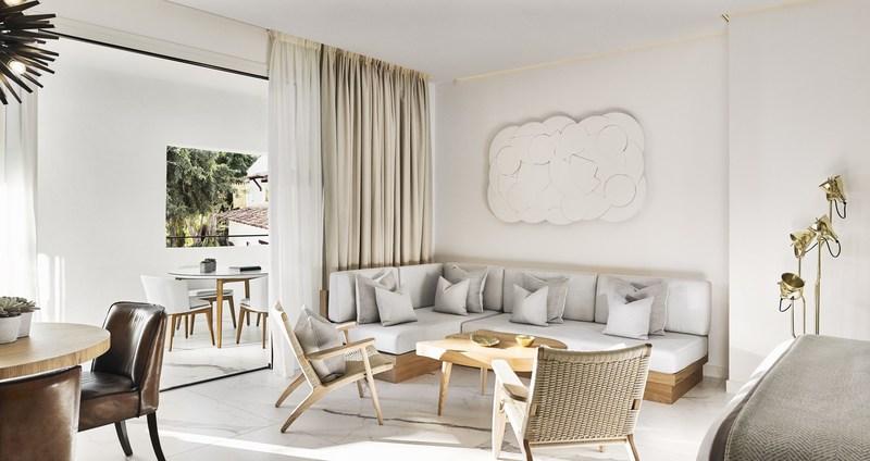Junior Suite (PRNewsfoto/Nobu Hotel Marbella)