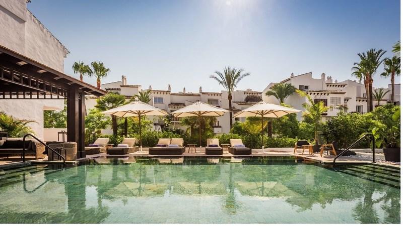 Nobu Marbella pool (PRNewsfoto/Nobu Hotel Marbella)