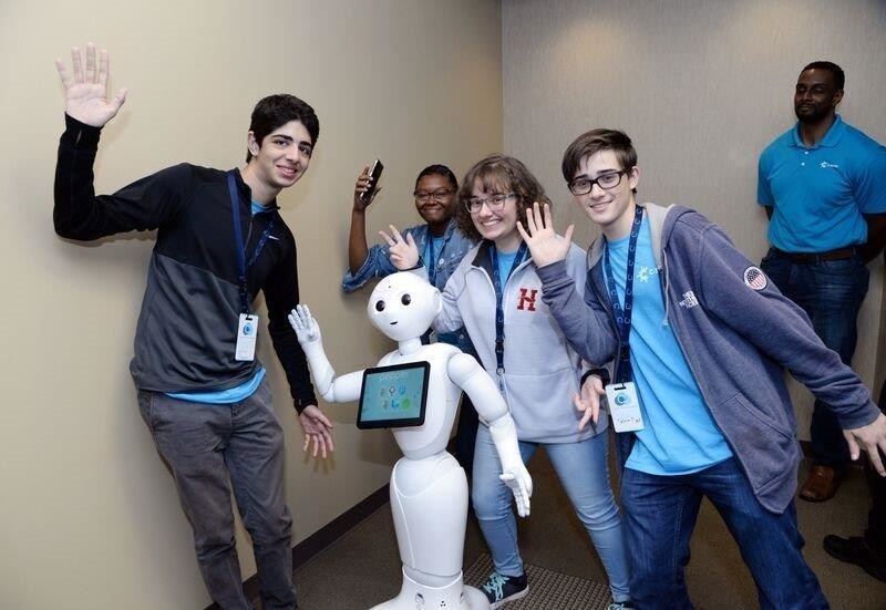Students from up to 30 high schools across Mississippi will participate in a regional coding challenge today hosted by C Spire where they will learn more about information technology,  computer science principles, robotics and artificial intelligence