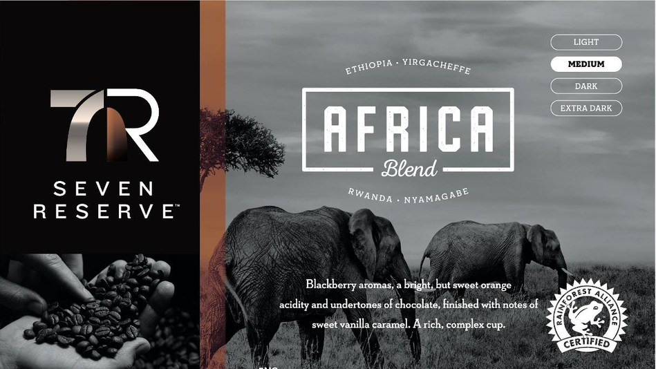 7-Eleven, Inc. headed straight to the continent of Africa for the first limited-time coffee available under the company's new Seven Reserve brand of fresh-brewed premium coffees.