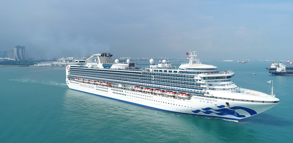 Princess Cruises Unveils New Features and Upgrades Onboard Sapphire Princess