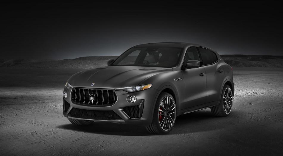 World Premiere for Maserati Levante Trofeo at the 2018 New York International Auto Show