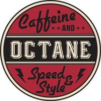 Caffeine and Octane Logo