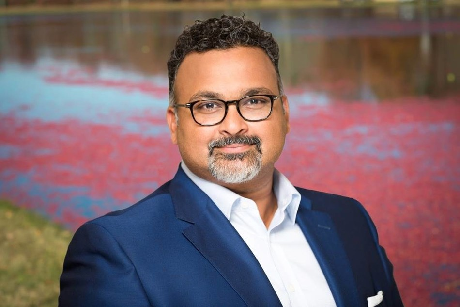 Ocean Spray Cranberries Inc. announces Bobby J. Chacko as the new president and CEO.