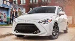 2019 Toyota Yaris to replace Toyota Yaris iA