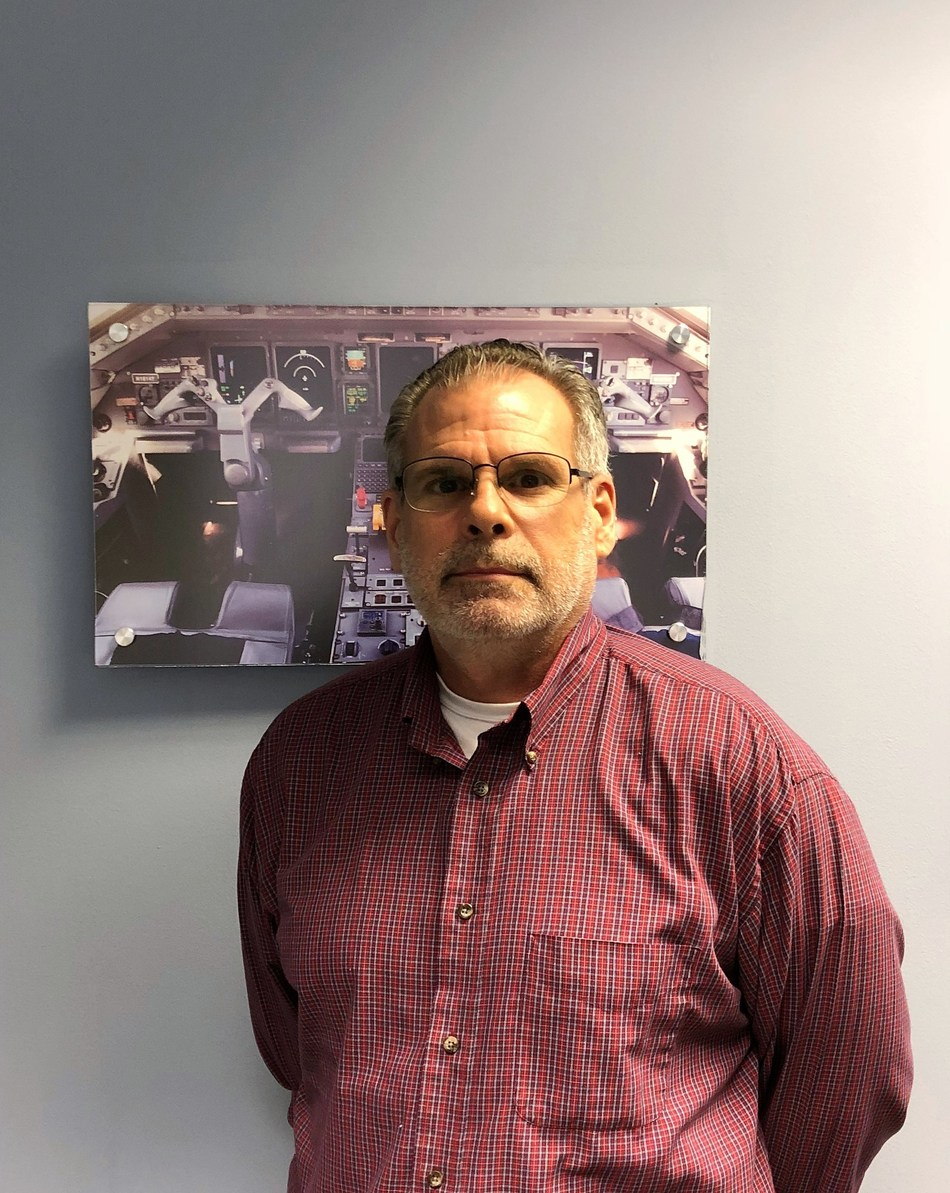 Michael Traster, Director of Maintenance