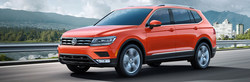 Car shoppers can find in-brand and competitive comparisons on the Baxter Volkswagen Westroads website for popular VW models like the 2018 Volkswagen Tiguan.