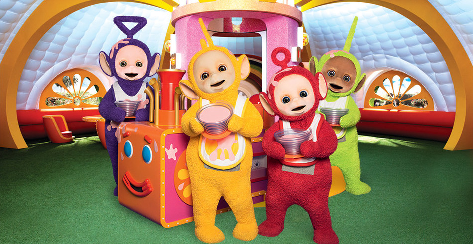 DHX Brands' new Teletubbies series has been picked up by South Korea's leading public broadcaster, KBS, and the team has appointed SMG Holdings/Joon International as licensing agent for the hit kids' brand in the territory. (CNW Group/DHX Media Ltd.)