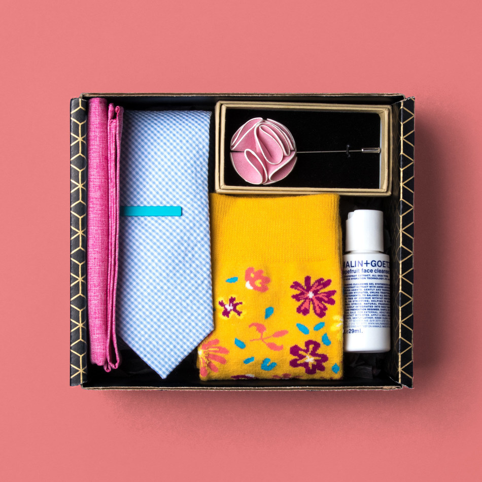 A personalized experience delivered to your doorstep via Guapbox