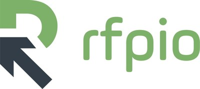 RFPIO is the leading cloud-based RFP (Request for Proposal) response software and the industry's first artificial intelligence enabled solution for companies around the world (PRNewsfoto/RFPIO)