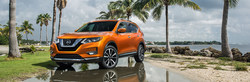 The 2018 Nissan Rogue is one of many new vehicles featured during Krenzen Auto Group's spring sales event.