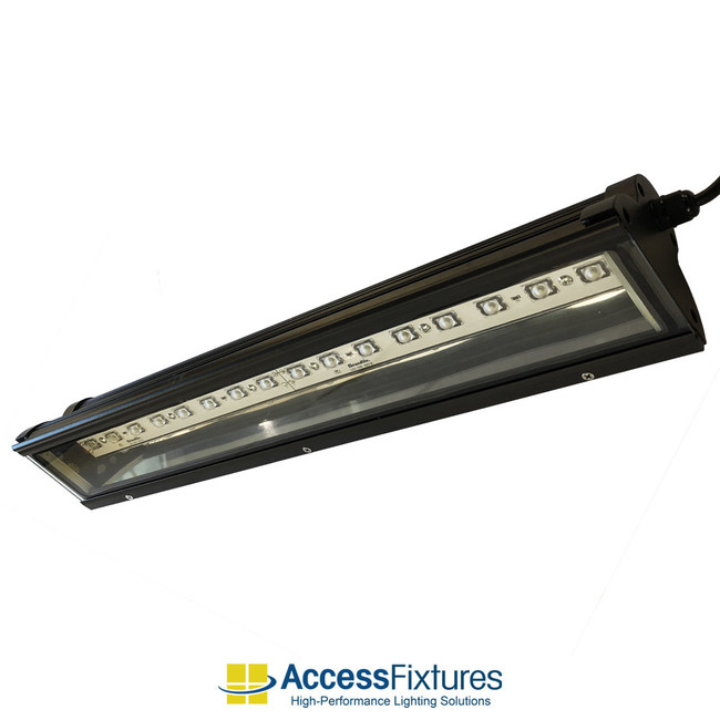 Available color temperatures for the EPTO Linear LED Light are 3000K, 4000K, 4700K and 5000K