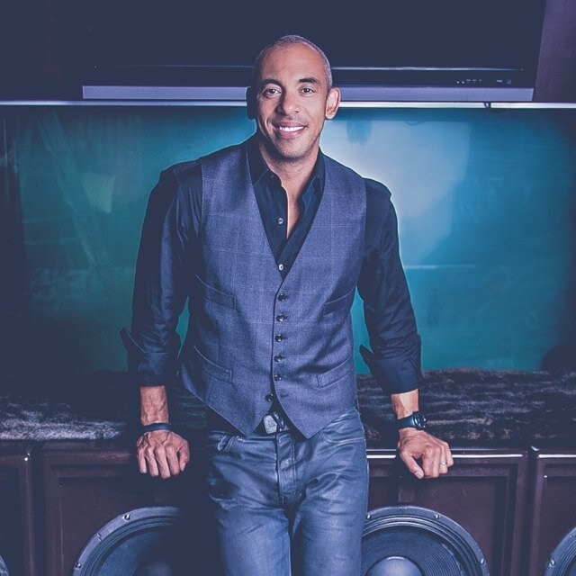 Harvey Mason Jr., Songwriter and Producer for Justin Timberlake, Chris Brown and Kelly Clarkson, among others, here in a photo of 2013.