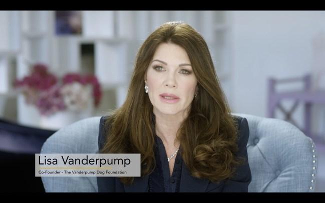 Lisa Vanderpump, Co-Founder of the Vanderpump Dog Foundation