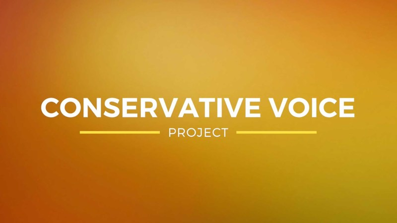 The Conservative Voice Project - a social platform built upon conservative principles.