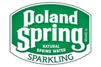 Sparkling Poland Spring® Brand Natural Spring Water