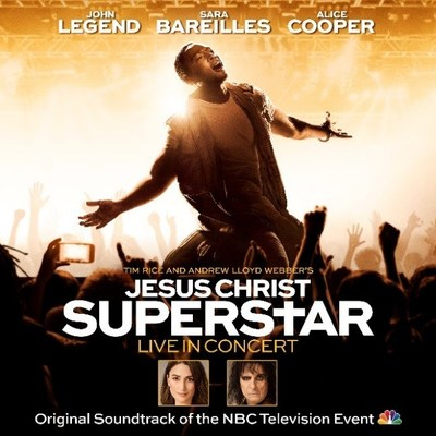 Jesus Christ Superstar Live in Concert - Original Soundtrack of the NBC Television Event Available Now!