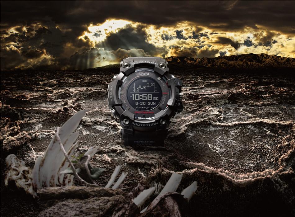 Casio G-SHOCK Announces Retail Availability Of RANGEMAN GPS Navigation Timepiece