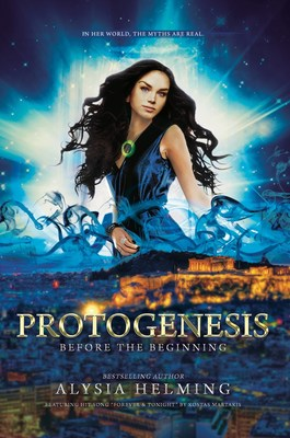 Best-Selling Young Adult Book Released, 'Protogenesis: Before the Beginning' by Alysia Helming