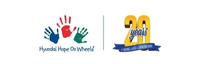 Hyundai Hope On Wheels Celebrates 20 Years of Saving Lives and Creating Hope