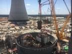 306-ton Unit 4 Reactor Vessel placed at Vogtle nuclear expansion