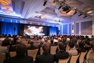 Reunión de vendedores de GAC Motor durante la NADA (PRNewsfoto/GAC Motor)