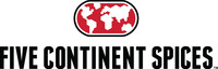 Five Continent Spices Logo
