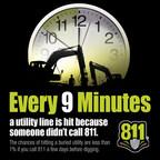 Pennsylvania 811 Celebrates Eleventh Annual National Safe Digging Month