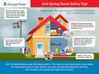 Georgia Power stresses safety during spring storm season