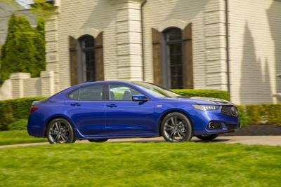 The 2019 Acura TLX goes on sale April 4.